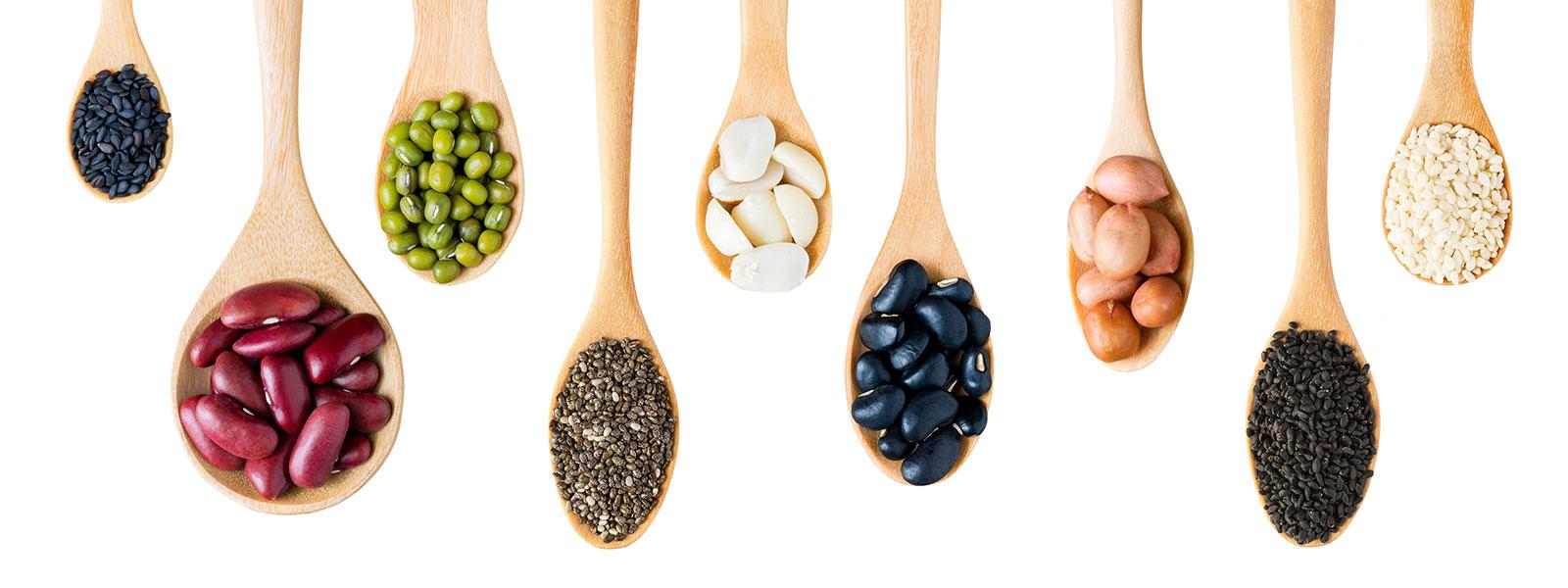 Pflanzliche Proteine: Hülsenfrüchte