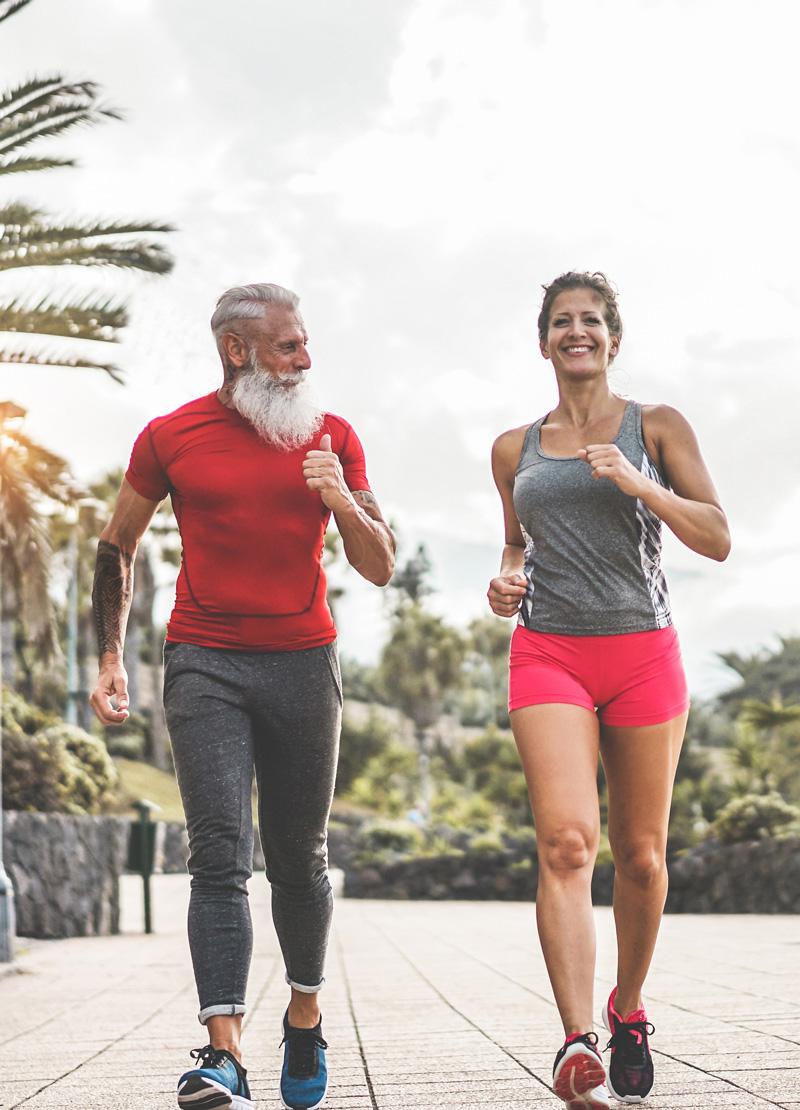 Premium Support Ernährung Lifestyle Ziele